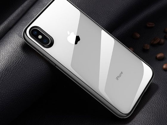 Protective Clear Cover Case For iPhone Xs