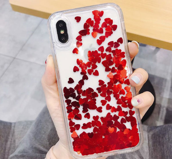 Red Hearts Case