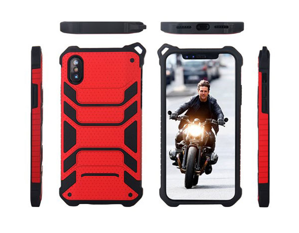 Rugged Armor Heavy Duty Protective Case For iPhone X