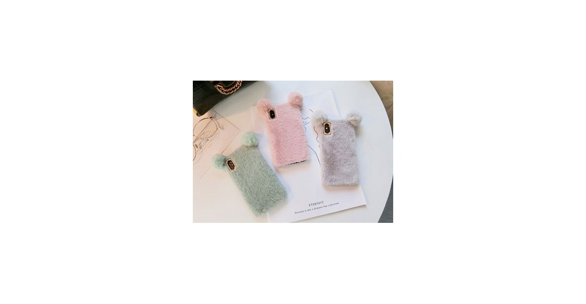 Pick A Warm Fluffy Fuzzy Fur Case For You iPhone This Winter