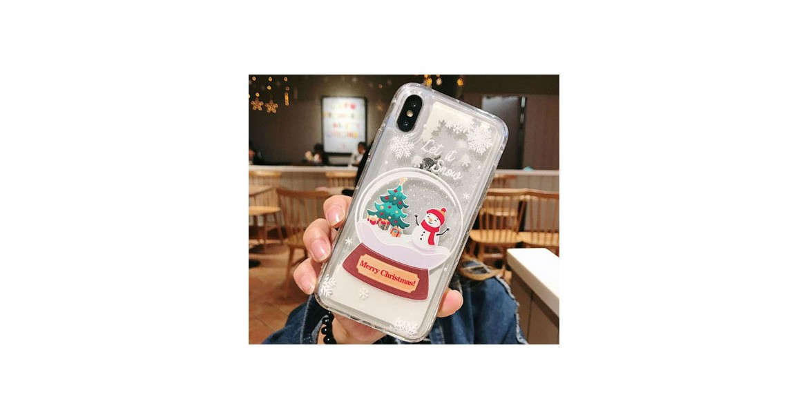 Celebrate This Christmas With A Lively Christmas Phone Case