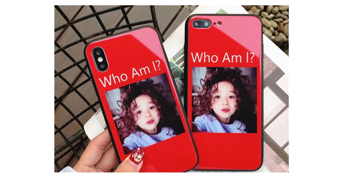 2018 Most Popular Tempered Glass iPhone Case, Fabulous!